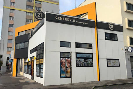Agence immobilièreCENTURY 21 Hervé Regnault, 50100 CHERBOURG OCTEVILLE