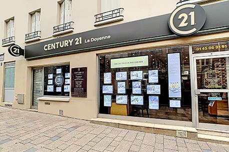 Agence immobilièreCENTURY 21 La Doyenne, 92800 PUTEAUX