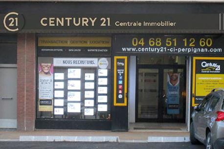 Agence immobilièreCENTURY 21 Centrale Immobilier, 66000 PERPIGNAN