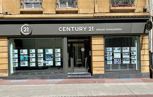Agence immobili re metz century 21 atout immobilier en for Agence immobiliere 57