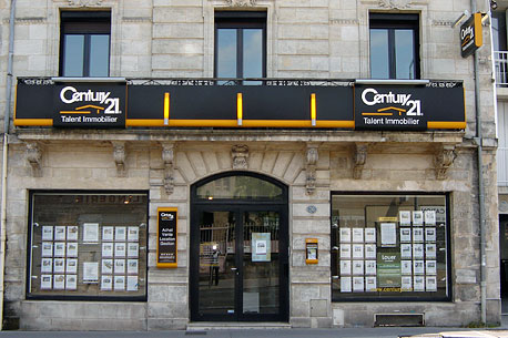 Agence immobili re century 21 talent immobilier talence for Agence gironde
