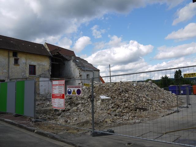 travaux démolition