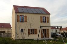 Vente maison - ROSIERES PRES TROYES (10430) - 91.0 m² - 5 pièces