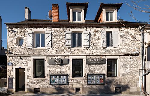 Agence immobilièreCENTURY 21 Cabinet Théron, 46200 SOUILLAC