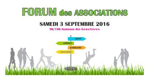 Forum associations Tassin la demi lune 69160