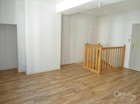 Appartement f3 à louer - 3 pièces - 60 m2 - MOULINS - 03 - AUVERGNE