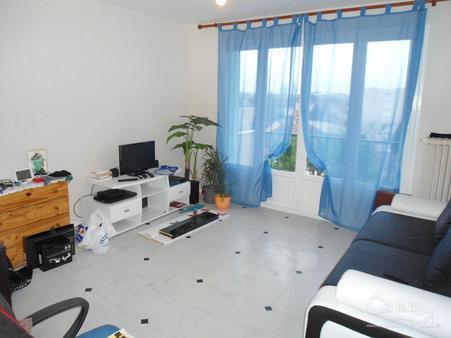 Appartement f2 à louer - 2 pièces - 47 m2 - MOULINS - 03 - AUVERGNE