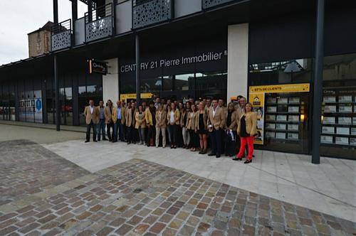 Century 21 Pierre Immobilier - OCP à Moulins.