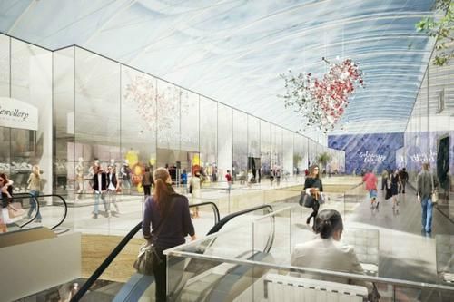 Le centre commercial polygone fait peau neuve century for Piscine polygone valence