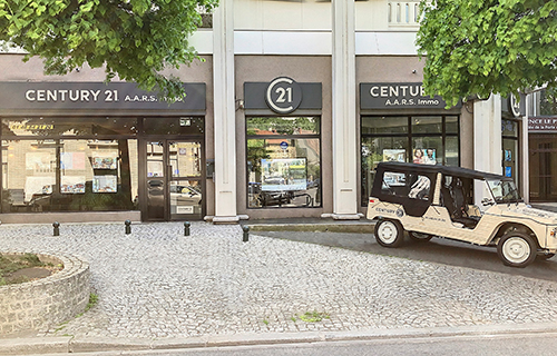 Agence immobili re thiais century 21 a a r s immo dans le for Agence val de marne