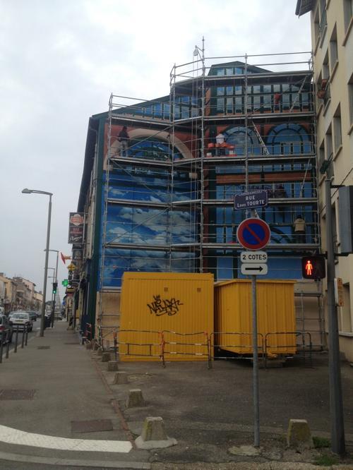 fresque avenue Lanessan