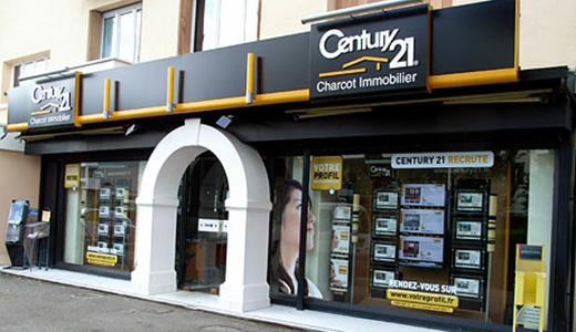 Agence immobilièreCENTURY 21 Charcot Immobilier, 69110 STE FOY LES LYON