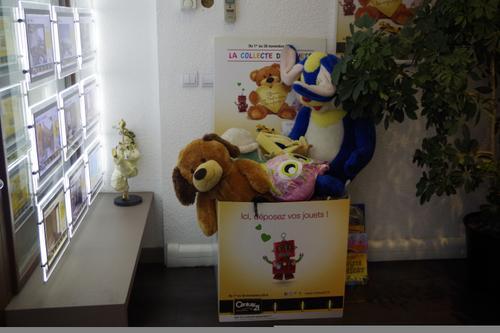 Collecte jouet 2014