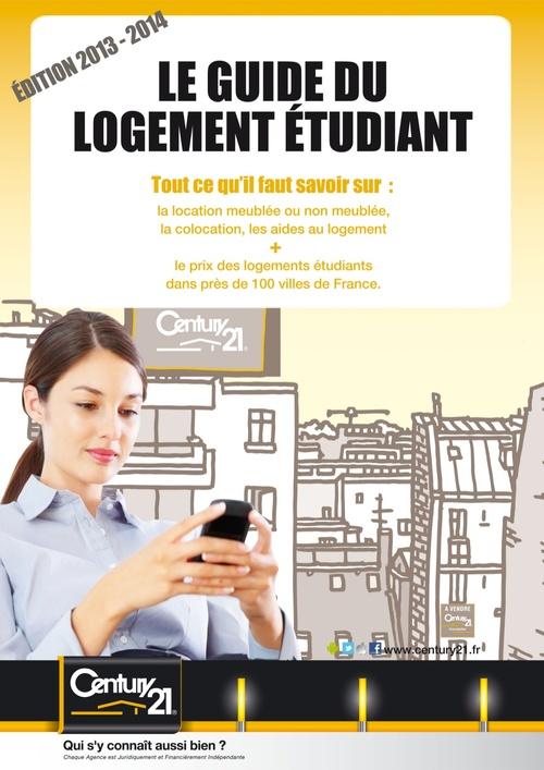 Guide logement étudiant 2013