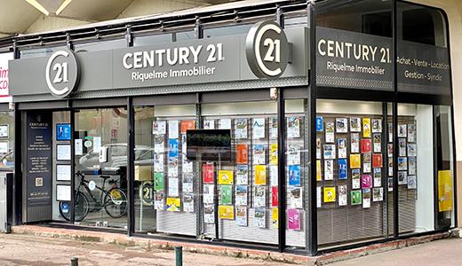 Agence immobilière CENTURY 21 Riquelme Immobilier, 82000 MONTAUBAN