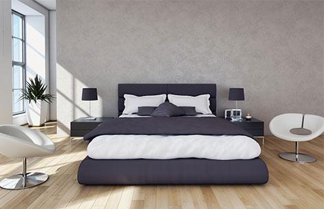 La maison connect e la chambre coucher 6 for Temperature chambre a coucher