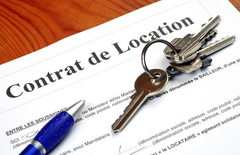 Contrat de location : un modèle type obligatoire.