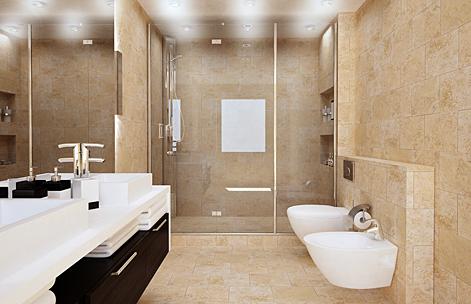 la maison connect e la salle de bains 8. Black Bedroom Furniture Sets. Home Design Ideas