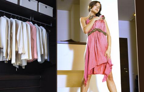 Le Dressing Un Vestiaire De Luxe