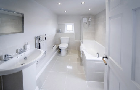 la salle de bains une invention moderne. Black Bedroom Furniture Sets. Home Design Ideas