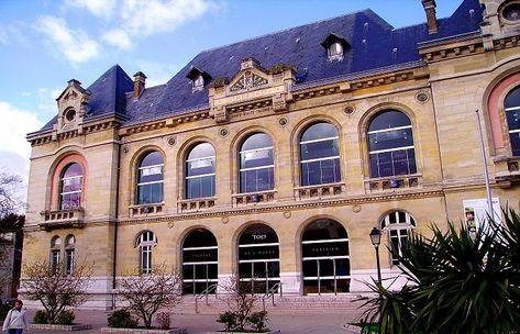 Immobilier boulogne billancourt - Piscine terrain en pente boulogne billancourt ...