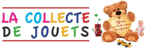 Collecte de jouets 2014