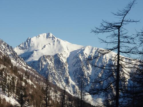 Mont Boreon Noël