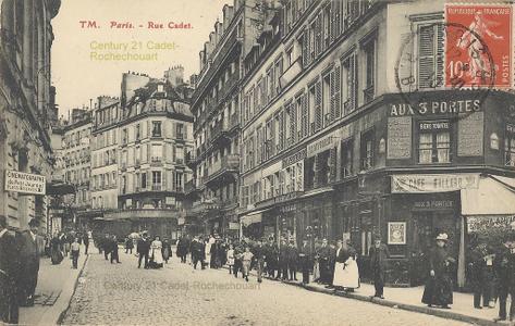 Rue cadet - Century 21 paris 18eme ...