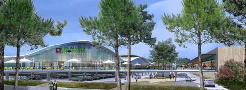 Bayonne ondres accueille le plus grand centre commercial for Centre commercial grand tour sainte eulalie