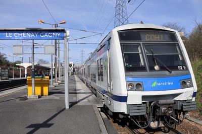 RER Gagny
