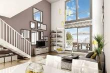 Vente appartement - ASNIERES SUR SEINE (92600) - 90.8 m² - 4 pièces