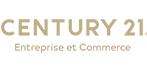 logo CENTURY 21 Entreprise et Commerce